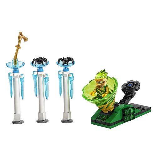 Tudo sobre 'LEGO Ninjago - Lançador Spinjitzu: Lloyd'
