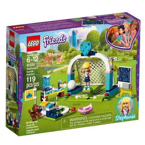 Tudo sobre 'Lego o Treino de Futebol da Stephanie 41330'