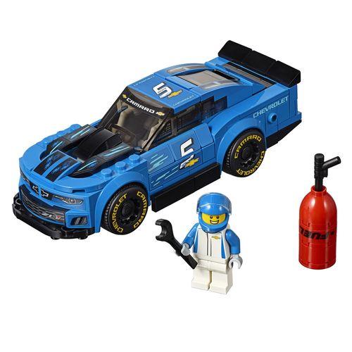 Tudo sobre 'Lego Speed Champions - Chevrolet Camaro Zl1'