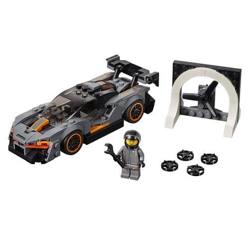 Tudo sobre 'LEGO Speed Champions - McLaren Senna'