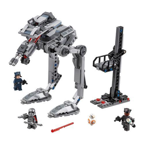 Tudo sobre 'Lego Star Wars - At-st da Primeira Ordem'