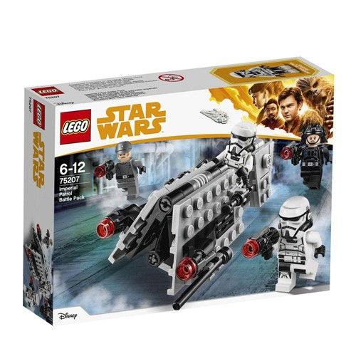 Tudo sobre 'Lego Star Wars - Battle Pack Vestas Chariot'