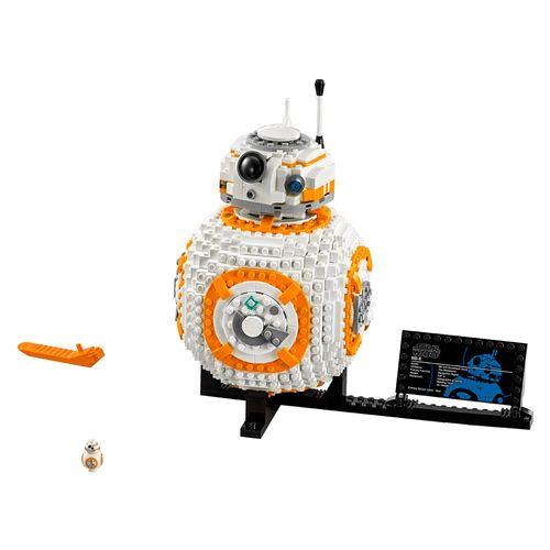 Tudo sobre 'LEGO Star Wars - BB-8'