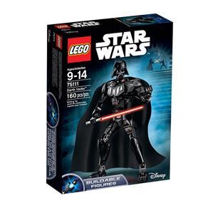 LEGO Star Wars Constraction Darth Vader - 160 Peças