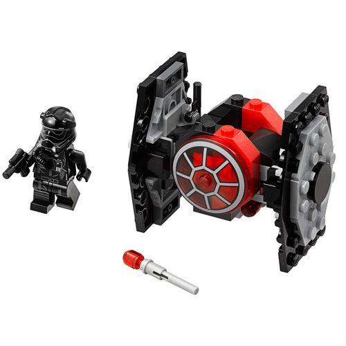 Tudo sobre 'LEGO Star Wars - Microfighter Caça TIE da Primeira Ordem'