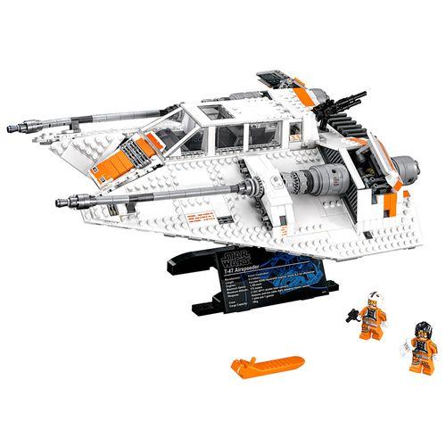 Tudo sobre 'LEGO Star Wars - Snowspeeder'