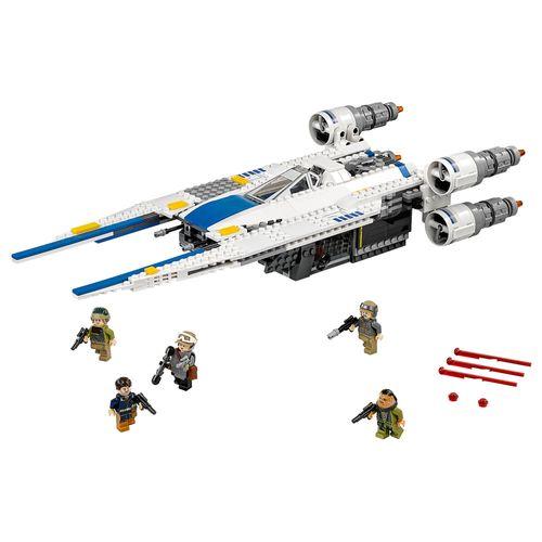 Tudo sobre 'LEGO Star Wars - U-Wing dos Rebeldes'