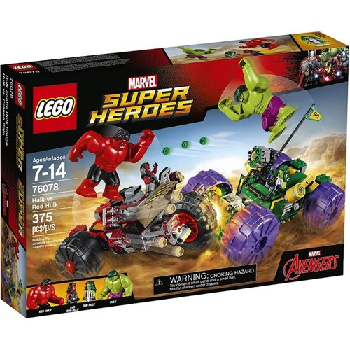 Tudo sobre 'LEGO Marvel Super Heroes - Hulkbuster'