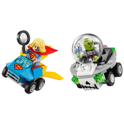 Tudo sobre 'LEGO Super Heroes - Mighty Micros: Supergirl Vs. Brainiac'