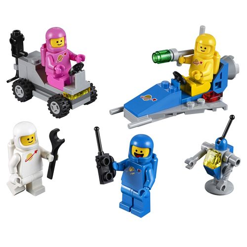 Tudo sobre 'LEGO The Movie - Esquadrão Espacial do Benny'