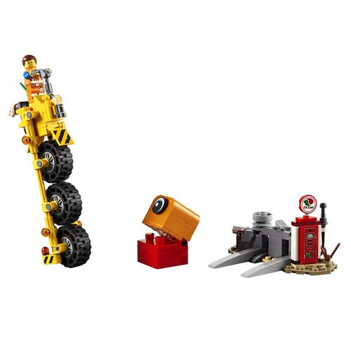 Tudo sobre 'LEGO The Movie - Triciclo do Emmet'