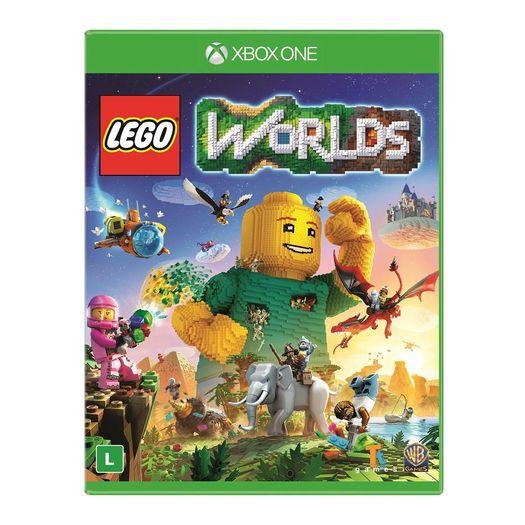 Tudo sobre 'Lego Worlds - Xbox One'