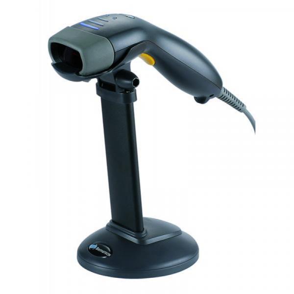 Leitor Código de Barras Bematech S-500 Laser C/ Pedestal