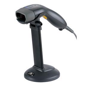 Leitor de Codigo de Barras Bematech Laser S-500 Usb Preto C/ Pedestal