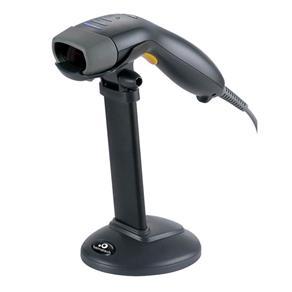 Leitor de Codigo de Barras Laser S-500 Bematech Usb Preto C/ Pedestal