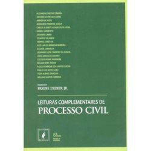 Leituras Complementares de Processo Civil