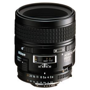 Tudo sobre 'Lente Nikon 60mm F/2.8d Af Micro-Nikkor'