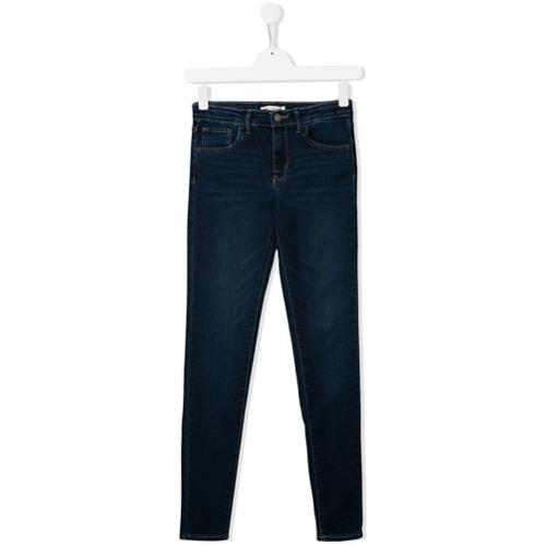 Tudo sobre 'Levi's Kids Calça Jeans Casual - Azul'