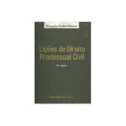 Liçoes de Direito Processual Civil - Vol. 2 - 19ª Ed. 2011