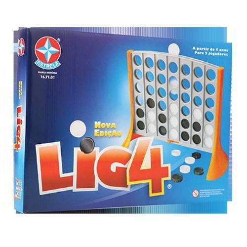 Tudo sobre 'Lig 4 - Estrela'