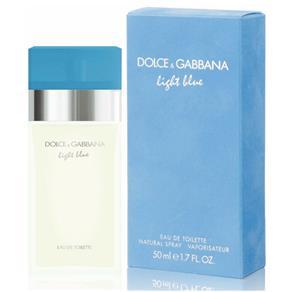 Light Blue By Dolce Gabbana Eau de Toilette Feminino 25 Ml - 25 ML