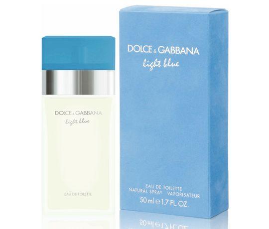 Light Blue By Dolce Gabbana Eau de Toilette Feminino 50 Ml