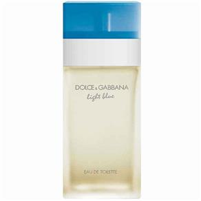 Light Blue Dolce Gabbana Eau de Toilette Perfume Feminino - 25ml