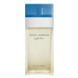 Light Blue Dolce&Gabbana - Perfume Feminino - Eau de Toilette 100ml