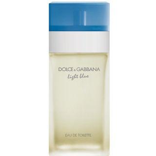 Light Blue Dolce&Gabbana - Perfume Feminino - Eau de Toilette 25ml