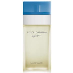 Light Blue Eau de Toilette Dolce & Gabbana - Perfume Feminino 25ml