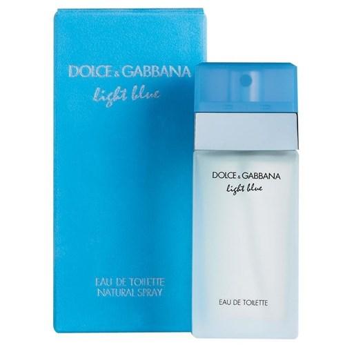 Light Blue Feminino Eau de Toilette (50ML)