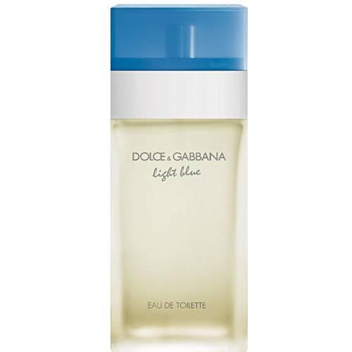 Light Blue Feminino Eau de Toilette 25ml - Dolce & Gabbana