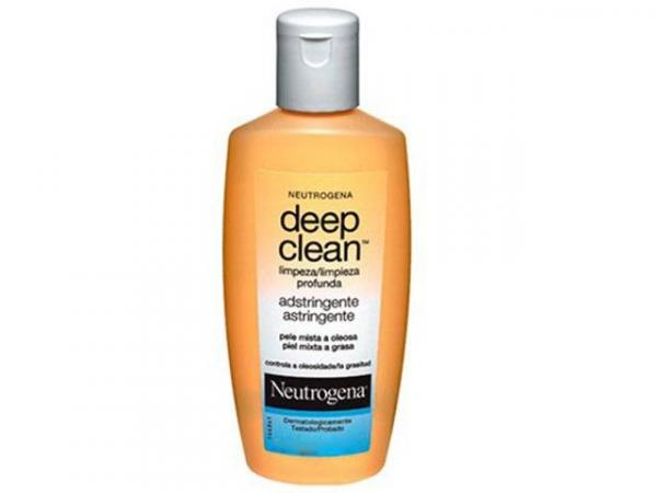 Limpador Facial Deep Clean 200ml - Neutrogena