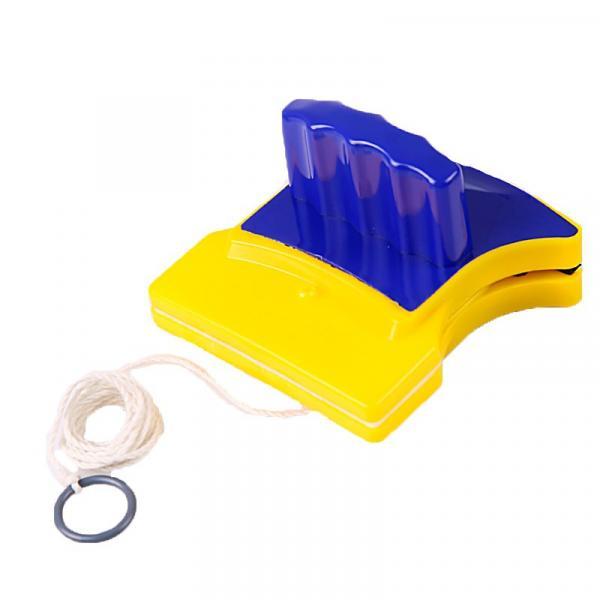Limpador Magnetico Limpa Vidro Janela Aquario Esquadrias - Mc