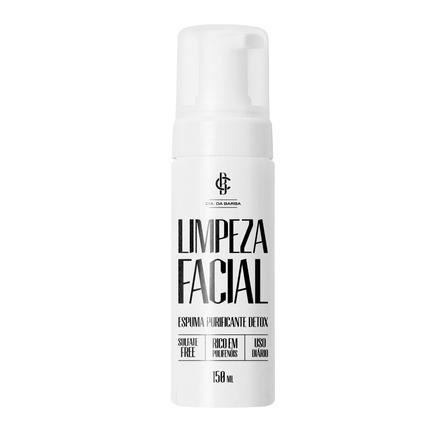 Tudo sobre 'Limpeza Facial Detox Cia da Barba - 150ml'