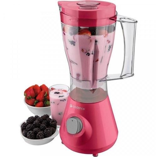 Liquidificador Cadence Colors Rosa Doce 127v