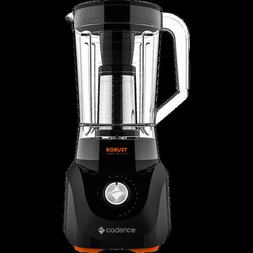 Liquidificador Cadence Robust, 3.3 Litros, 1000W, Preto - LIQ411 - 220V