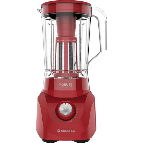 Liquidificador Cadence Robust 1000W 3,3L Vermelho LIQ411 - 127V