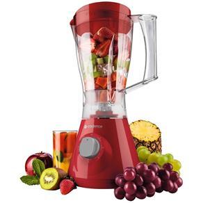 Liquidificador Colors Evolution 800 W Vermelho 220 V