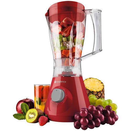 Liquidificador Colors Evolution Liq351 Vermelho 500w 127v