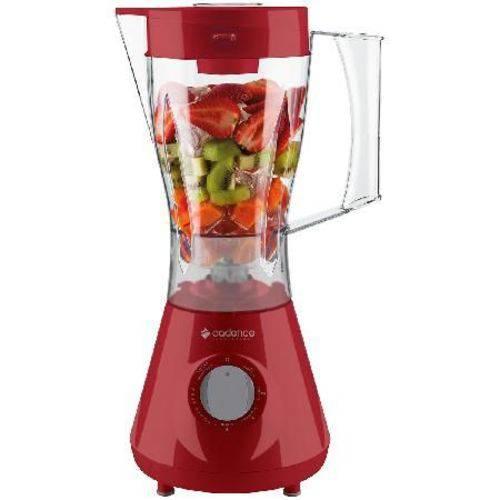 Liquidificador Colors Evolution Vermelho 220v 500w
