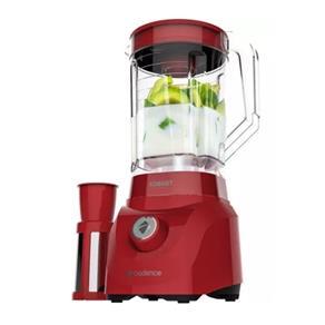Liquidificador com Filtro 3,3 L Robust Vermelho 127V 1000W