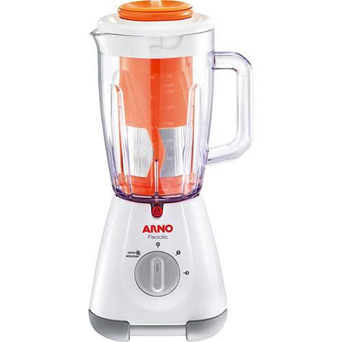Tudo sobre 'Liquidificador Faciclic Juice Arno 220 V - LN3S'