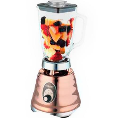 Tudo sobre 'Liquidificador Osterizer ClássicoCobre C/jarra de Vidro - 600W'