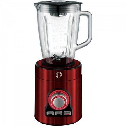 Tudo sobre 'Liquidificador Premium 700w 127v Li3001v Vermelho Masterchef'