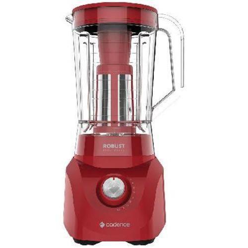 Liquidificador Robust 1000w Jarra 3,3l Liq411 Vermelho 220v