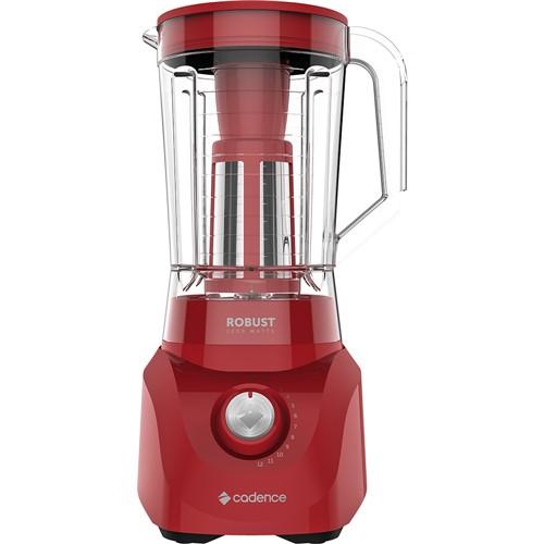 Liquidificador Vermelho LIQ411 Cadence Liquidificador Vermelho Cadence Robust LIQ411 - 220V