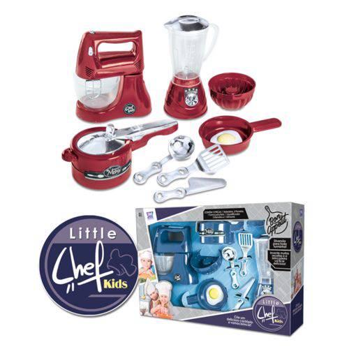 Tudo sobre 'Little Chef Kids - Zuca Toys'