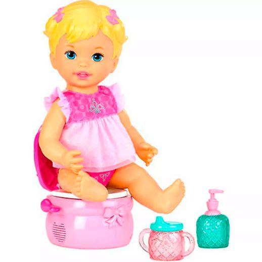 Tudo sobre 'Little Mommy Peniquinho - Mattel'