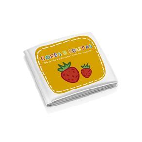 Livrinho de Banho Frutas - Bb205